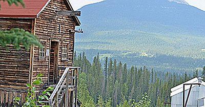 Pueblos Fantasmas De Canadá: Nordegg, Alberta