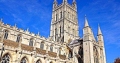 Cattedrale Di Gloucester - Cattedrali Notevoli