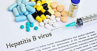 Hepatite B Fatos: Doenças Do Mundo
