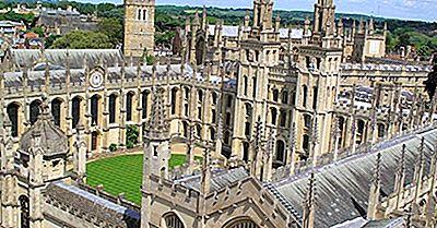 Universités Les Mieux Notées Au Royaume-Uni (Grande-Bretagne)