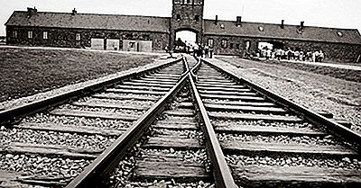 Os Horrores Do Campo De Concentração De Auschwitz