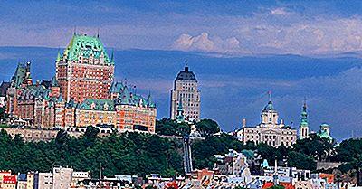 ¿Cómo Canadá Y Sus Provincias Recibieron Sus Nombres?