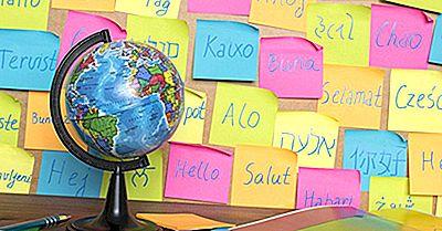 Quantas Línguas Existem No Mundo?