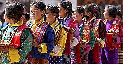 Aspects Importants De La Culture Du Bhoutan