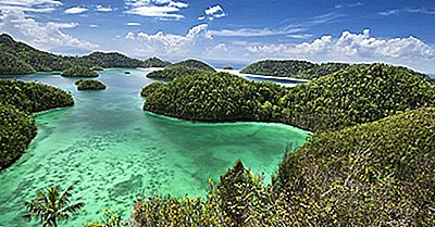 Isole Che Sono Condivise Da Più Di Un Paese