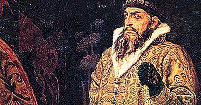 Ivan O Terrível - Líderes Mundiais Na História