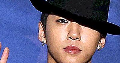K-Pop, J-Pop Und C-Pop Musik Und Tanz