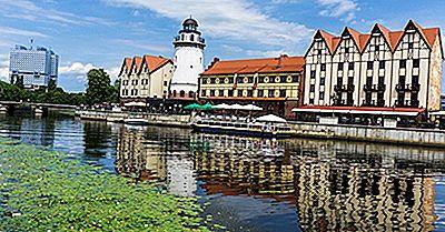 Kaliningrado: Un Pedazo De Rusia Entre Polonia Y Lituania
