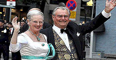 Reis E Rainhas Da Dinamarca Desde 1848