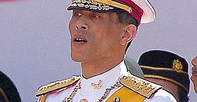 Los Reyes De La Tailandia Moderna