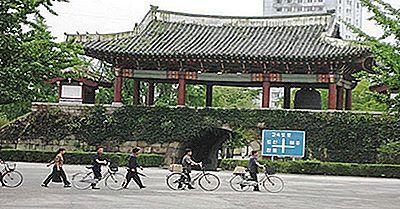 Locais Históricos Da Dinastia Koryo Em Kaesong, Coreia Do Norte