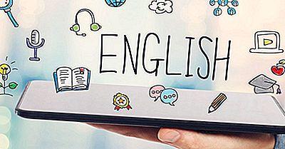 Idiomas Más Comúnmente Utilizados En La Web