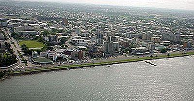 As Maiores Cidades Do Gabão
