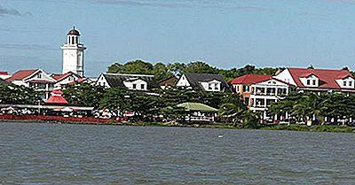 Die Größten Städte In Suriname