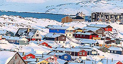 Le Più Grandi Città Della Groenlandia