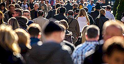 Los Grupos Étnicos Y Nacionalidades Más Grandes En Los Estados Unidos