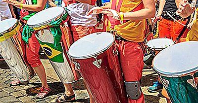 Los Grupos Étnicos Más Grandes En Brasil