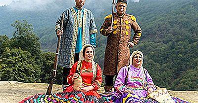 Största Etniska Grupper I Iran