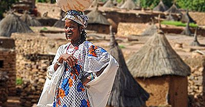 Grupos Étnicos Más Grandes De Mali