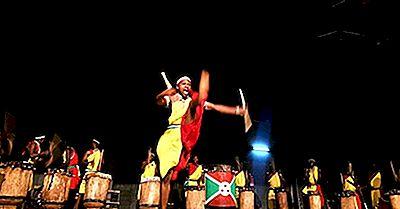 Los Grupos Étnicos Más Grandes En Uganda
