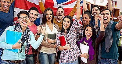 Maiores Grupos Étnicos No Reino Unido (Grã-Bretanha)