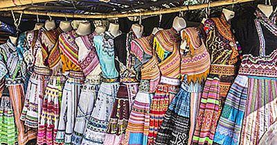I Più Grandi Gruppi Etnici In Vietnam