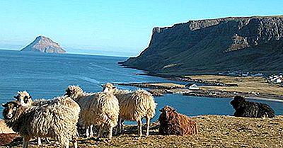 Cele Mai Mari Insule Din Insulele Feroe