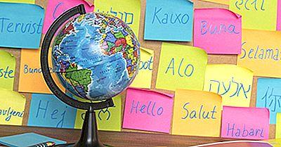 Les Plus Grandes Langues Sans Statut Officiel