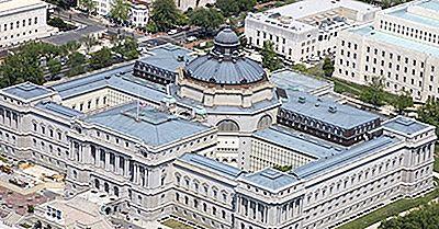 Las Bibliotecas Más Grandes En Los Estados Unidos