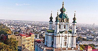 Les Plus Grandes Religions En Ukraine
