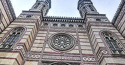 As Maiores Sinagogas Do Mundo