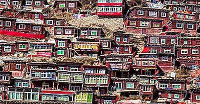 Larung Gar - Lugares Únicos En El Mundo
