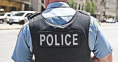Elenco Dei Paesi Per Numero Di Agenti Di Polizia