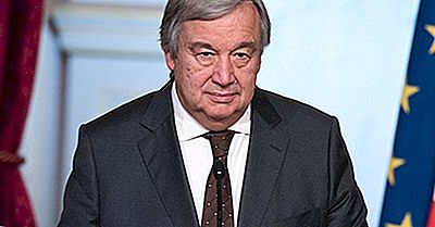 Eine Liste Von Generalsekretärinnen Der Vereinten Nationen
