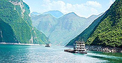 Die Längsten Flüsse In China