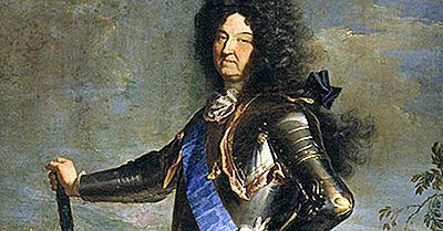 Louis Xiv Da França: Líderes Mundiais Na História