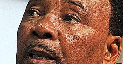 Mahmadou Issoufou, Président Du Niger - Leaders Mondiaux De L'Histoire