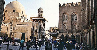 Principais Grupos Étnicos No Egito