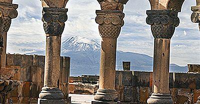 De Stora Etniska Grupperna I Armenien