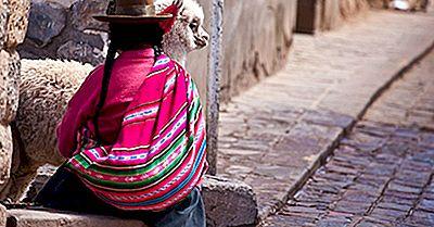 Store Etniske Grupper Av Peru