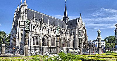 Store Religioner I Belgien