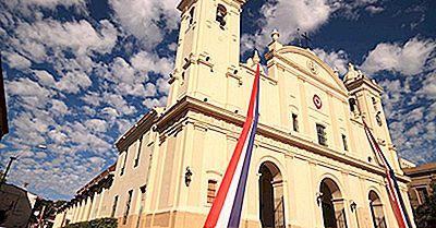 Las Principales Religiones Practicadas En Paraguay