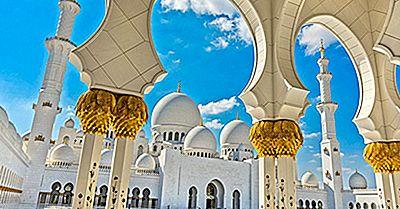 Les Principales Religions Pratiquées Aux Émirats Arabes Unis