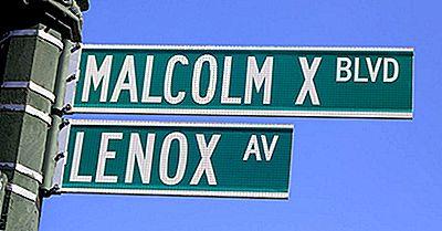 Malcolm X - Figuras Importantes Na História Dos EUA