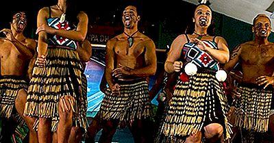 The Maori - Culture Del Mondo