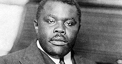 Marcus Garvey: Figures Importantes Dans L'Histoire