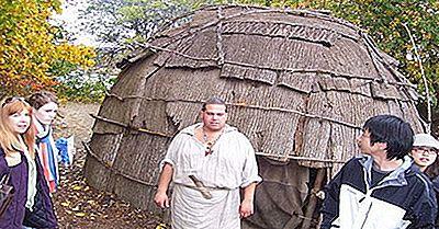 Mashpee Wampanoag-Stammen Och Wampanoag-Stammen Av Gay Head