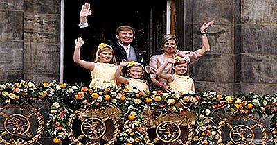 Monarcas De Los Países Bajos