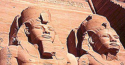 De Fleste Berømte Herskere I Det Gamle Egypt