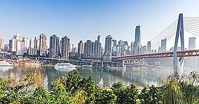 Le Città Più Vivibili In Cina